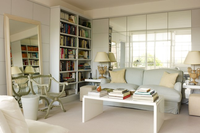 How to use mirrors to make your room look bigger deane - How to make your room look bigger ...
