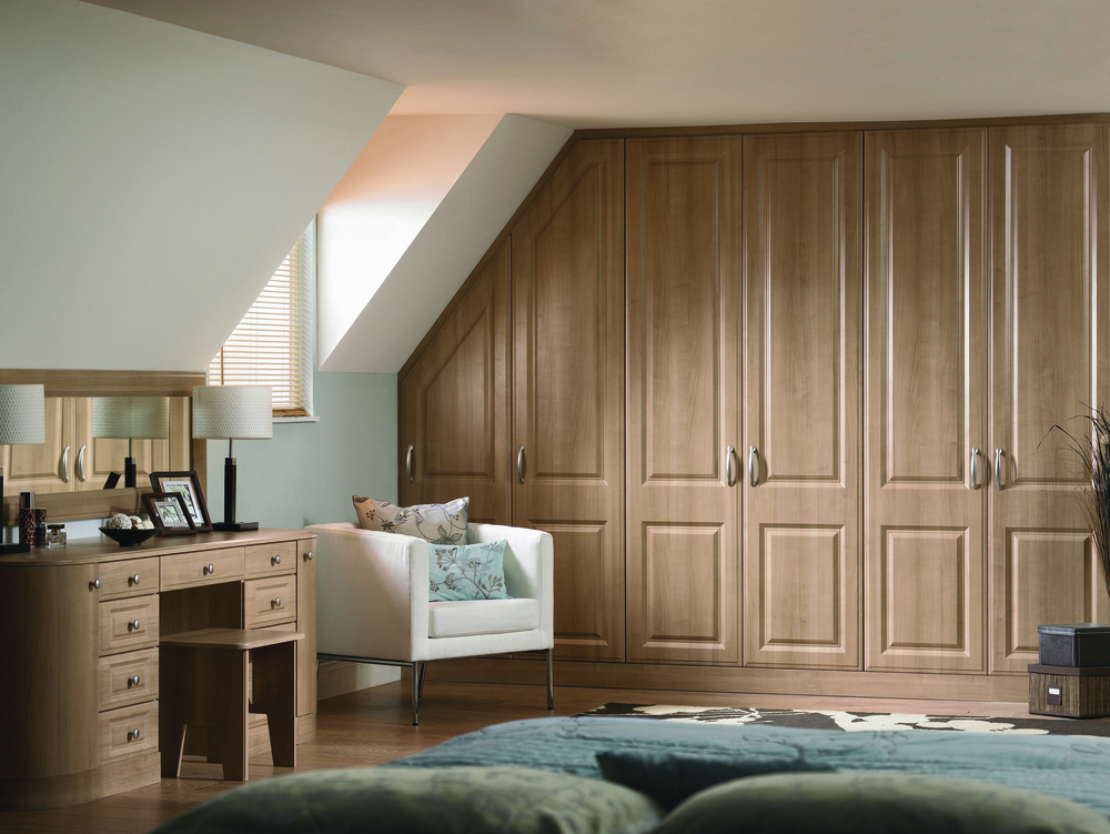 Custom Fitted Bedrooms