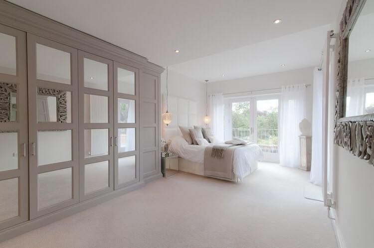 Fitted Bedroom Furniture Shabby Chic